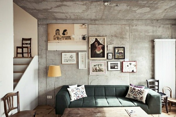 Interieuradvies: Beton in je interieur