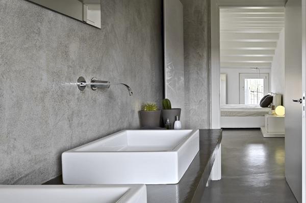 Onderhoud beton cire