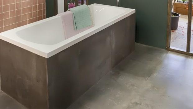 Onderhoud betoncire