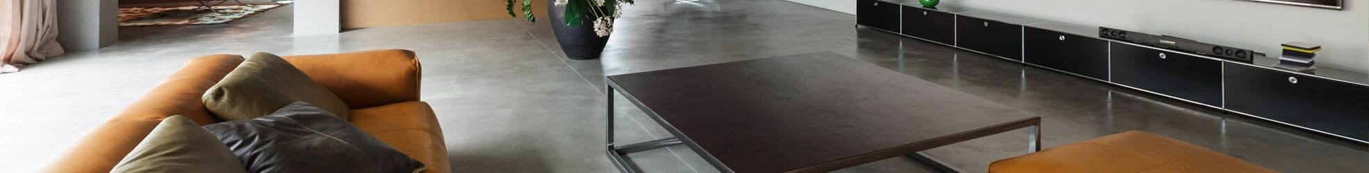Vloer van beton