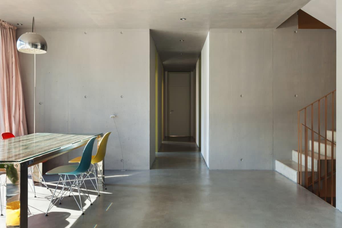 gepolierde beton prijs m2