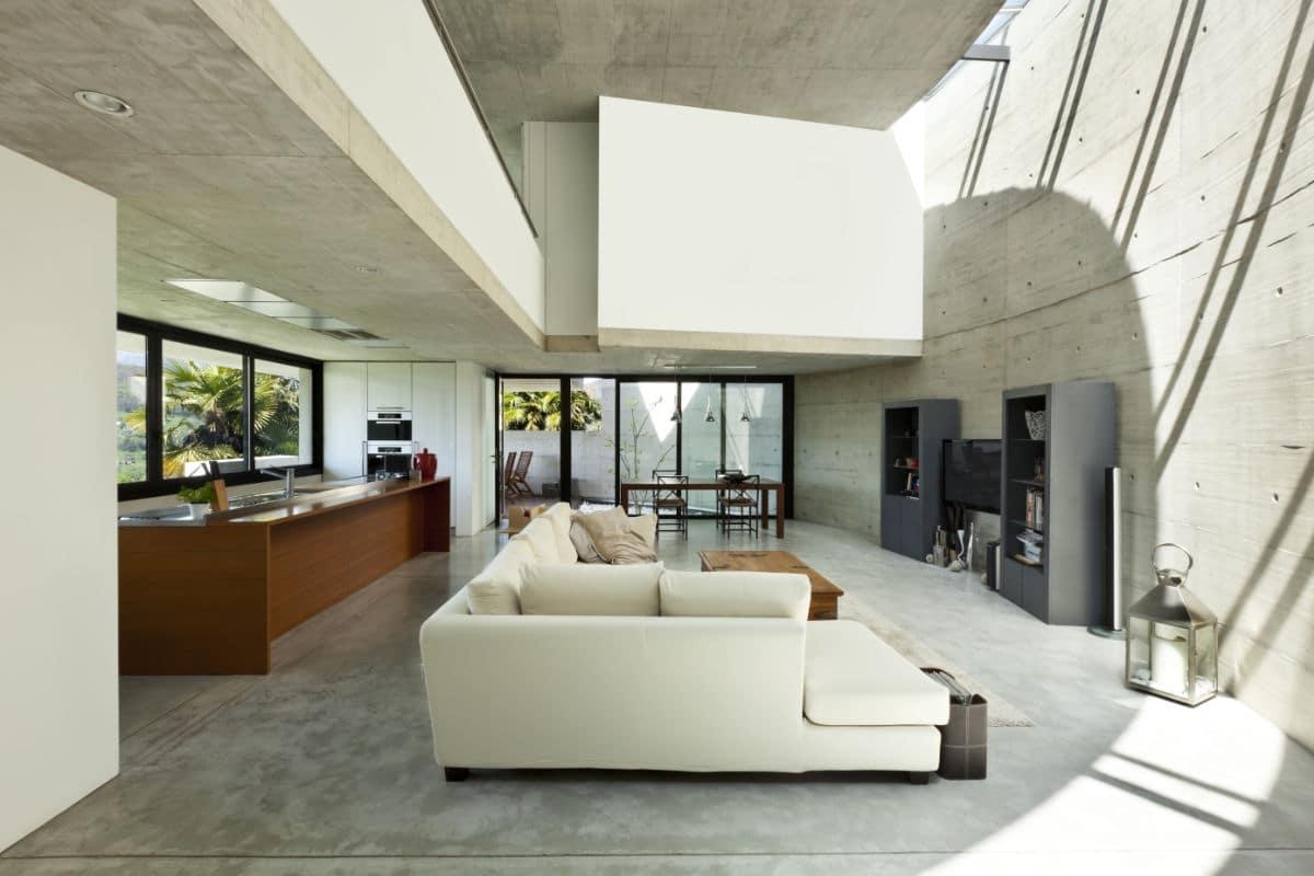 Isoleren betonvloer